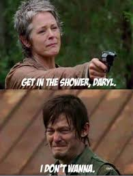 Meme Walking - 42 of the most hilarious walking dead memes on the internet