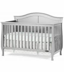 Non Convertible Cribs Child Craft Camden 4 In 1 Convertible Crib Cool Gray