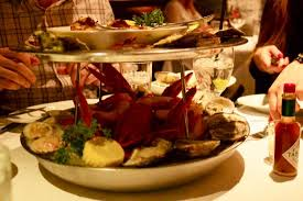 abe cuisine the seafood tower picture of abe louie s boston tripadvisor