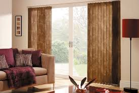Vertical Blinds Wooden Wooden Vertical Blinds For Sliding Glass Doors Patio