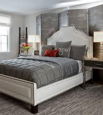 Red And Grey Comforter Gray Bedroom Ideas Great Tips And Ideas