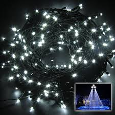 Cool White Led String Lights by 50m 250 Led Cool White String Fairy Lights Lighting Christmas Xmas