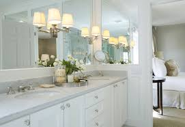 Ensuite Bathroom Furniture White Built In Bathroom Vanity Design Ideas