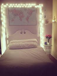 bedroom christmas lights bedroom aesthetic cute simple fresh