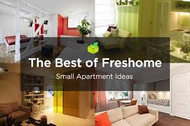 Best Small Apartment Design Ideas Ever Freshome - Apartment design