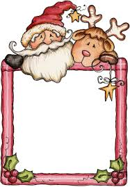 christmas note paper clipart 42