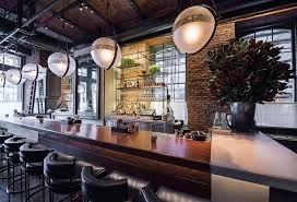 chef s table nyc restaurants food wine s chefs club in the puck building is big spacious and
