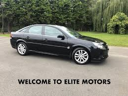 vauxhall vectra 2008 used vauxhall vectra cars for sale with pistonheads