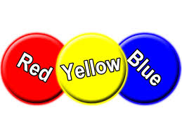 color or colour red circle blue circle yellow circle learn colors for babies