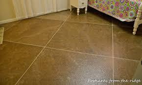 painted basement and paint porcelain tile concrete floor asbestos