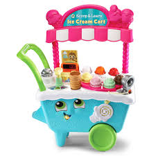 Leapfrog Interactive United States Map by Leapfrog Scoop And Learn Ice Cream Cart Kids Toy Learning