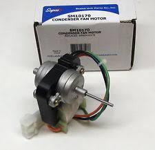 ge refrigerator fan motor refrigerator condenser fan motor ebay