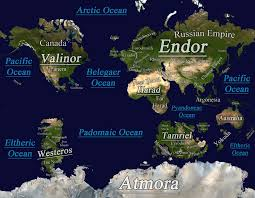 Hunger Games World Map by Midgard A Fantasy World Map By Tomme23 On Deviantart