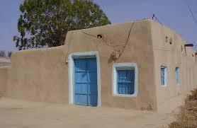Pakistani Village A village house in Punjab of