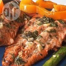 cuisiner du saumon au four saumon mariné cuit au four recettes allrecipes québec