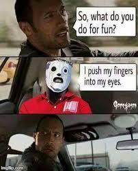 Slipknot Memes - slipknot memes don t ask corey what he does for fun wattpad