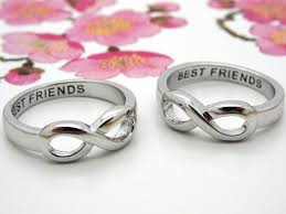 what is the definition of a friendship ring engagement rings