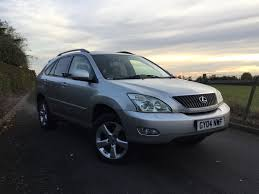 lifted lexus rx300 used lexus rx 2004 for sale motors co uk