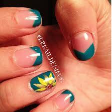 nail art 53 unusual sunflower nail art photos concept sunflower