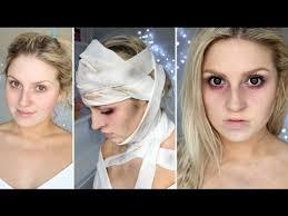Asylum Halloween Costumes Easy Halloween Makeup Haunted Asylum Patient Dead Person