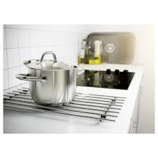 ikea accessoires cuisine lämplig grille dessous de plat acier inoxydable 50x28 cm ikea