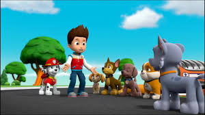 camp count and play games paw patrol mission paw blaze and the