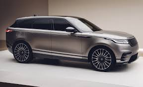 2018 land rover range rover velar offers the cab perfection