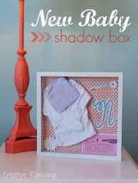 baby shadow box new baby shadow box creative ramblings