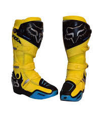 monster energy motocross gear fox racing instinct monster energy cup limited edition boots