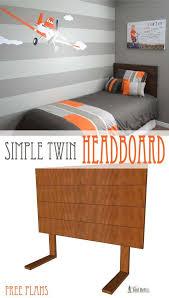 Twin Headboard Size by Captivating Diy Twin Headboard Ana White Twin Farmhouse Bed Diy
