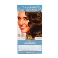 Light Copper Brown Tints Of Nature Conditioning Permanent Hair Color 5r Rich Copper