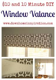 How To Make Your Own Kitchen Curtains by Window Valances Picmia