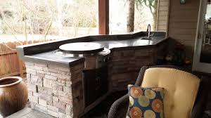 outdoor kitchen design advice from portland landscaping
