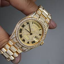 diamond rolex customized diamond rolex president daydate shopnobby