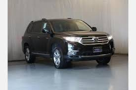 toyota highlander used 2012 used 2012 toyota highlander for sale in chicago il edmunds