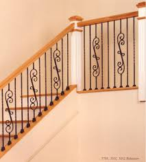 Installing Balusters And Handrails Hollow And Knee Wall Collection Of Steel Balusters Westfire