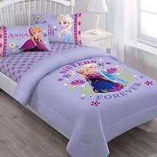 frozen sheets 4pc frozen comforter sheets bedding set single disney