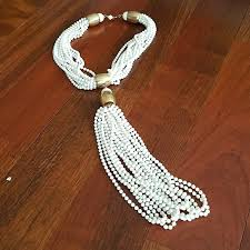 gold necklace vintage images Vintage jewelry white gold necklace poshmark jpg