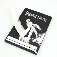 writing journal paper graph paper journal promotion shop for promotional graph paper lovely fashion anime theme death note cosplay notebook new school large writing journal 20 5cm 14 5cm