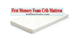 Crib Mattress Memory Foam My Memory Foam Crib Mattress Reviews 2018 Edition