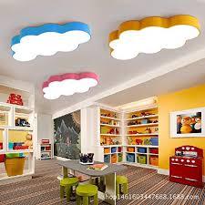 deckenleuchte babyzimmer deckenleuchte kinderzimmer wolke dekoration bild idee