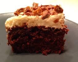 Daim Chocolate Ikea Chocolate Cake With Coffee Frosting Glutenfreeawesomeness