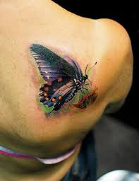 butterfly tattoo by klaim design of tattoosdesign of tattoos