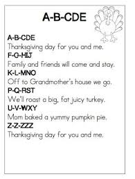the 25 best turkey poem ideas on preschool