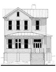 Town House Plans Serenbe Townhouse 149 House Plan 07515 149 Design From Allison