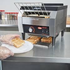 Conveyor Toaster For Home Hatco Tq 10 Toast Qwik Conveyor Toaster 2