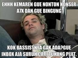 Meme Indo - meme comic a7x indo on twitter drunken johnny a http t co