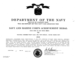 Counseling Chit Navy Form Navy Award Exles