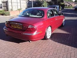 jaguar s type 3 0 auto stance modified in dagenham london