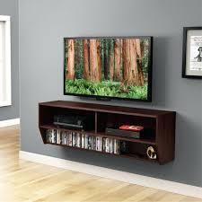 shelves shelves ideas dark wooden tv stand and media shelf plus